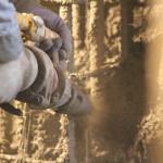 Wet Shotcrete Spraying by AAA Concrete Pumping, LLC. Chad Standley 971-219-5358