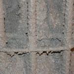 Concrete Columns during Shotcrete Application in Portland, Oregon