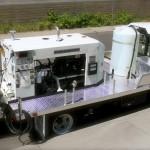 TK40 Concrete Line Pump Truck Mounted
