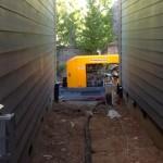 AAA Concrete Pumping LLC., Line Pump Concrete Pumps for Rent. Shotcrete